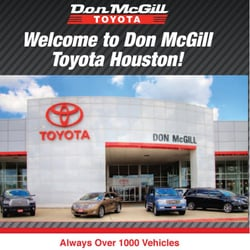 don mcgill toyota 48 photos 255 reviews car dealers 11800 katy fwy energy corridor. Black Bedroom Furniture Sets. Home Design Ideas