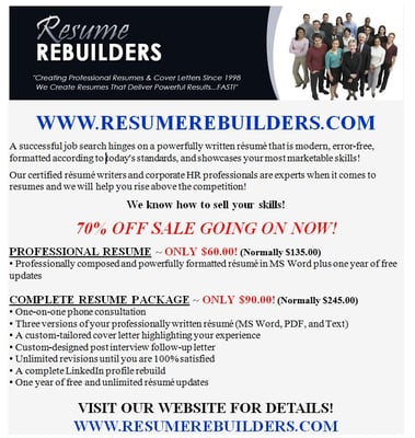 resume rebuilders professional services east town milwaukee