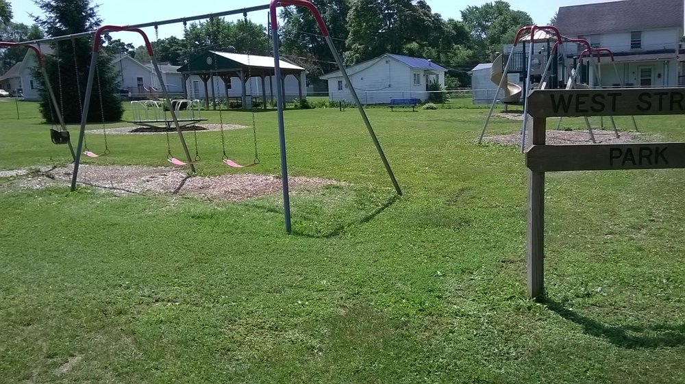 West Street Park: 400 West St, Attica, IN