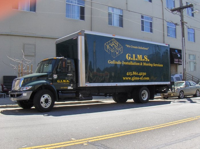 Galindo Installation & Moving Services: 2901 Mariposa St, San Francisco, CA