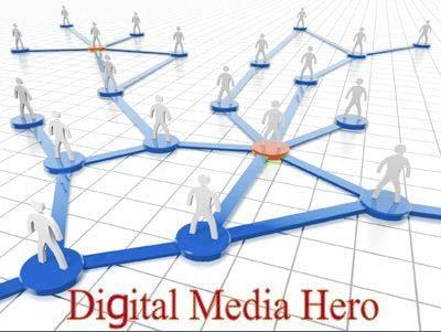 Digital Media Hero