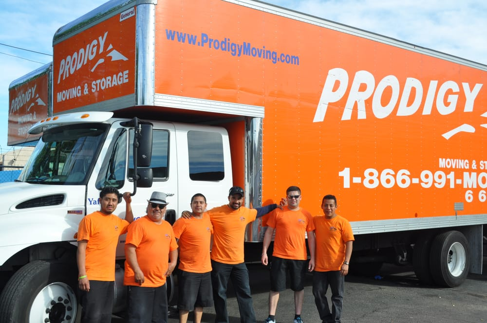Prodigy Moving U0026 Storage   22 Photos U0026 145 Reviews   Movers   100 Wilshire  Blvd, Santa Monica, CA   Phone Number   Yelp