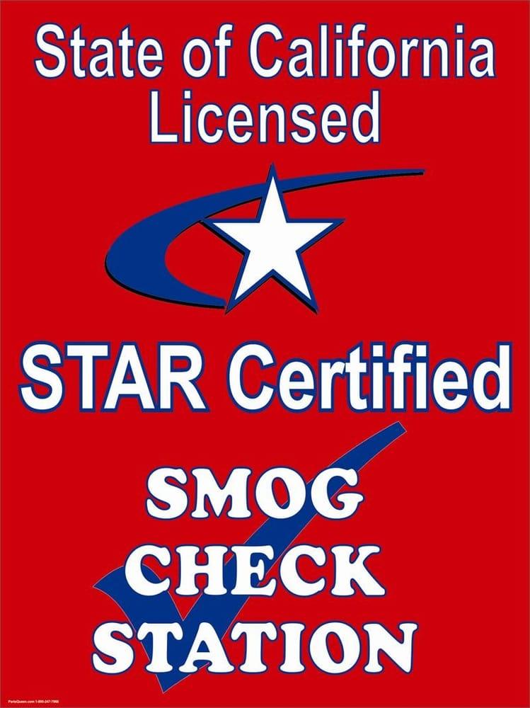 A1 Smog Star Certified Station - 14 Photos & 158 Reviews - Smog ...