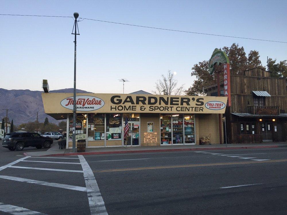 Gardner's True Value Hardware: 104 S Main St, Lone Pine, CA