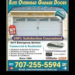 Elite Overhead Garage Door 13 Photos 20 Reviews Garage Door