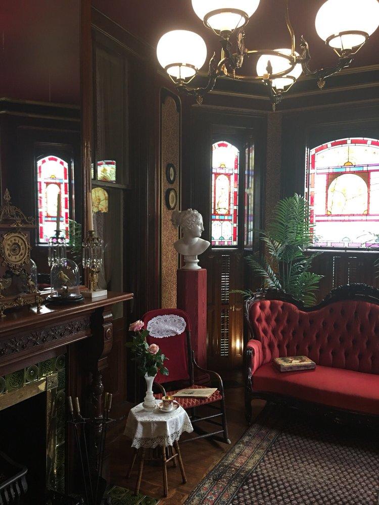 Campbell House Museum: 1508 Locust St, Saint Louis, MO