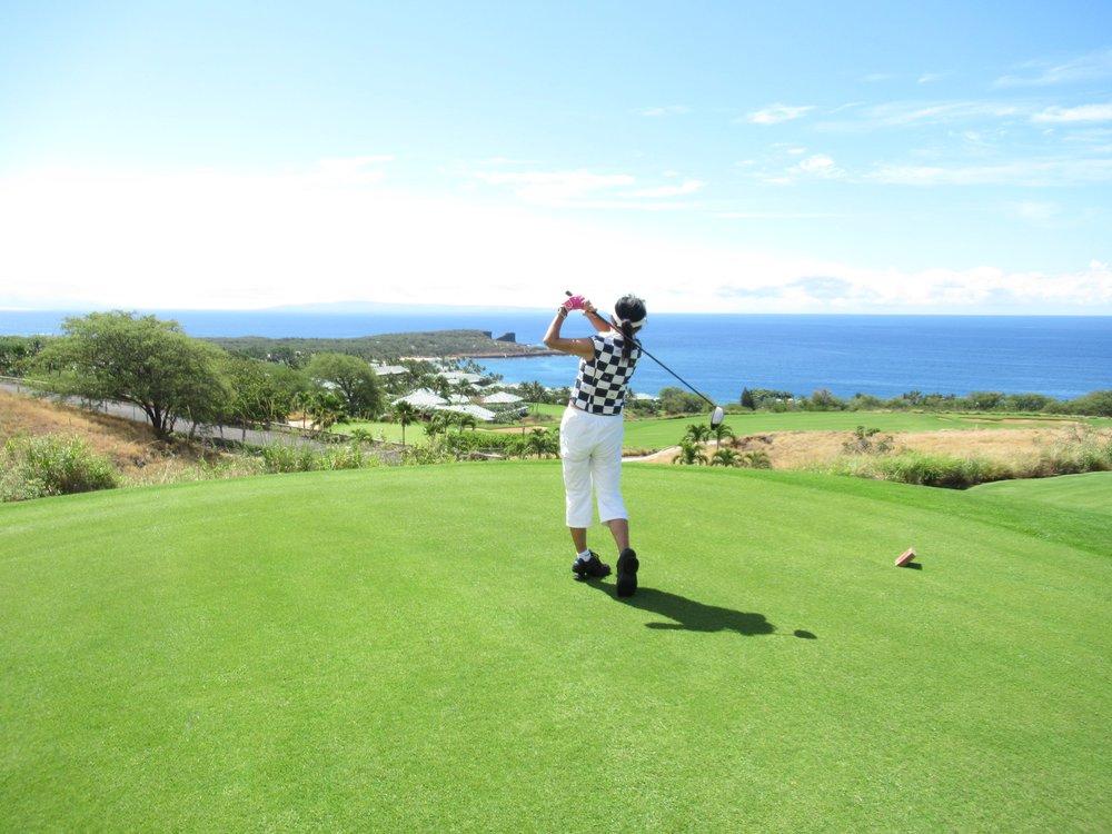 manele golf course: 1 Manele Bay Rd, Lanai City, HI