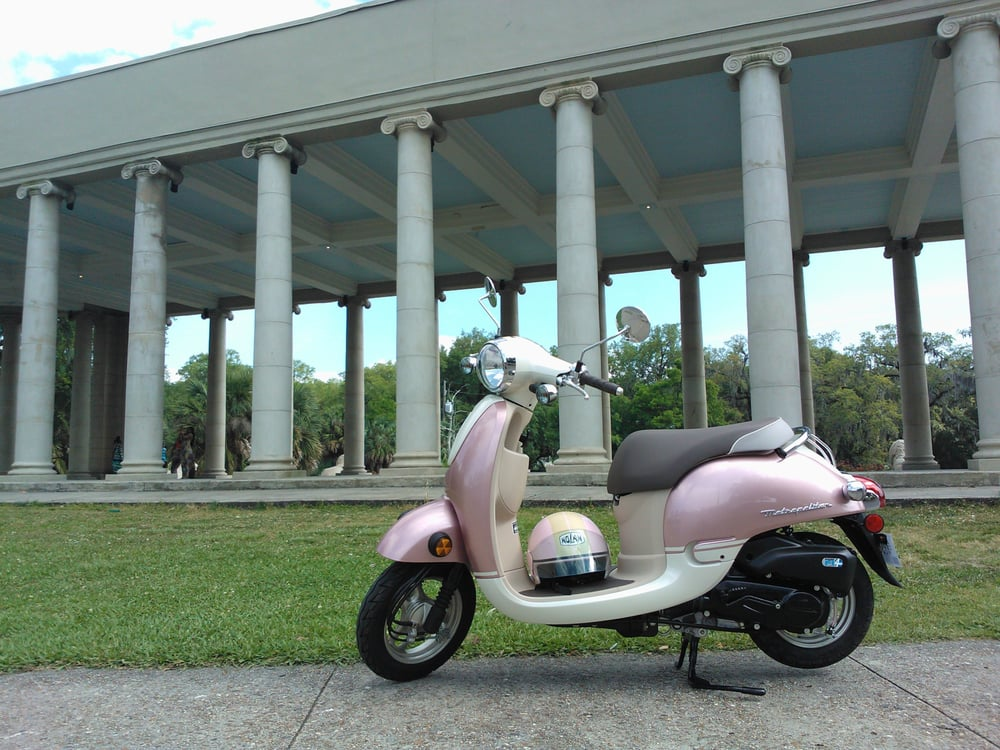 My new scooter was purchased at honda of new orleans yelp for Superior honda new orleans