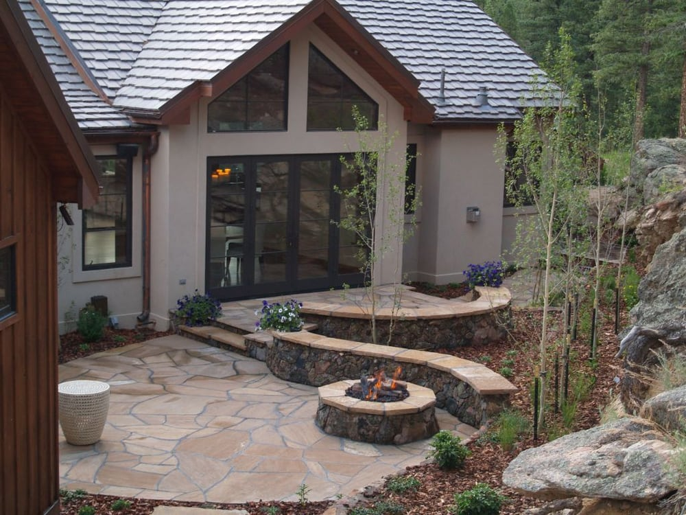 Evergreen Landscape & Design: 28857 Buffalo Park Rd, Evergreen, CO