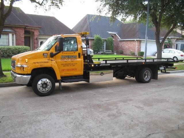 Impound Near Me >> Superior Wrecker Service - Towing - Houston, TX - Phone Number - Yelp