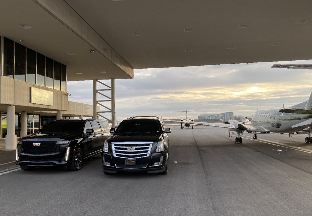 United Global Airport Transportation & Chauffeur Services: 4355 Cobb Pkwy, Atlanta, GA