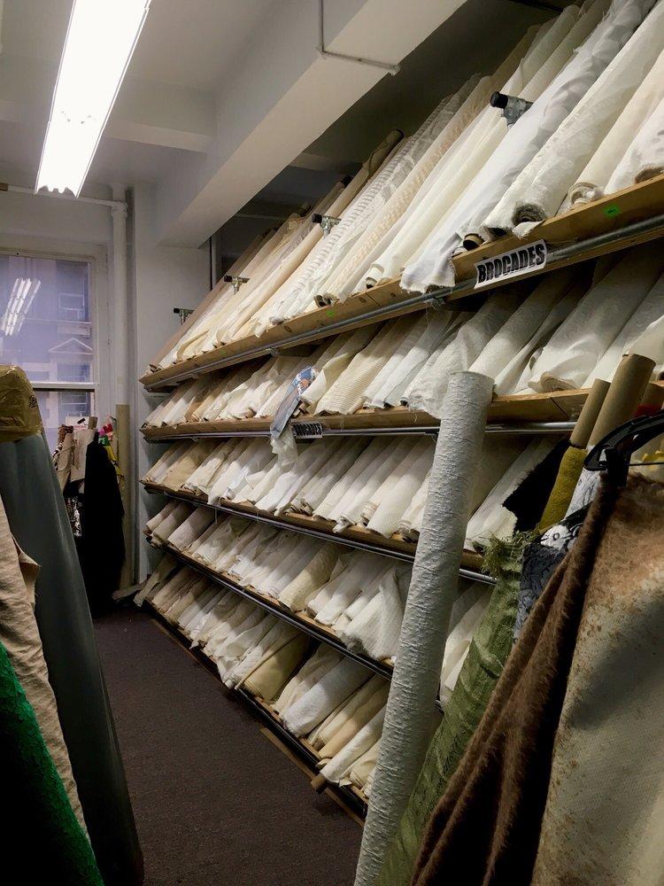 Fabrics & Fabrics
