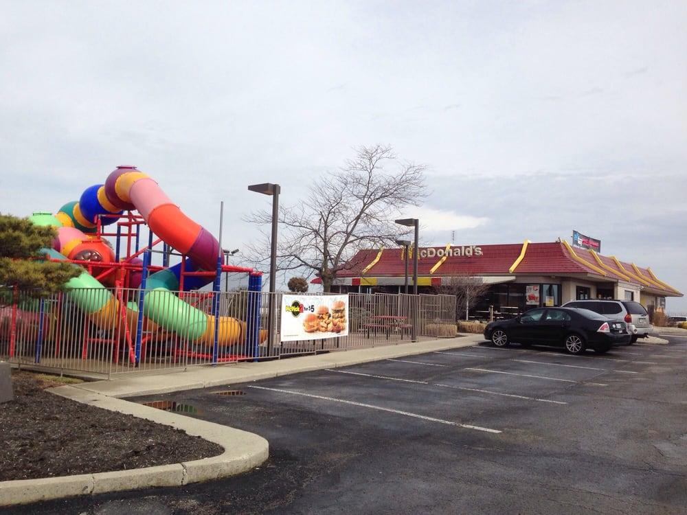 McDonald's: 500 Sr 103, Bluffton, OH