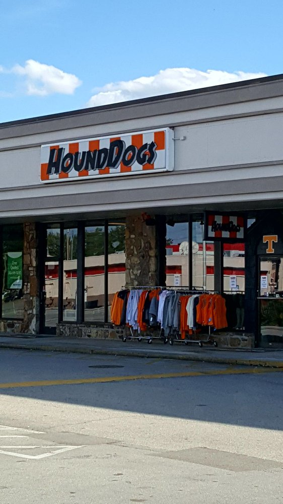 HoundDogs - Knoxville: 9250 Kingston Pike, Knoxville, TN