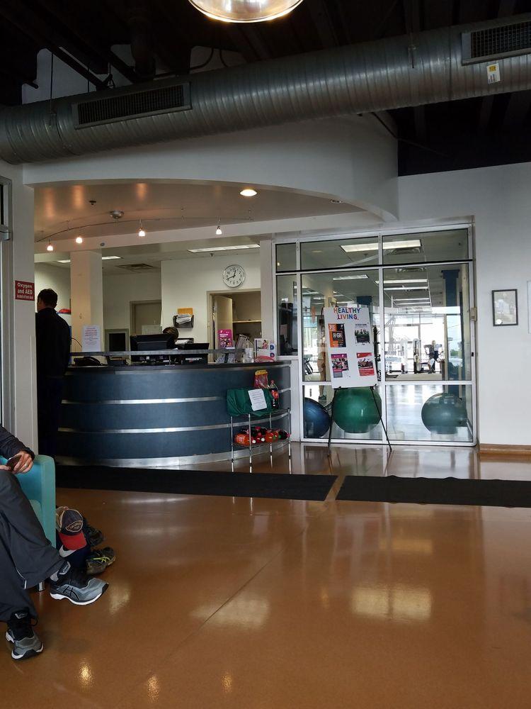 High Street Branch YMCA: 239 E High St, Lexington, KY