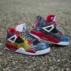 finest selection 39870 a570e air jordan abstract chicago customs by dejesus customs