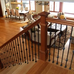 Photo Of Stair Supplies   Goshen, IN, United States. Beautiful Completed  Project,
