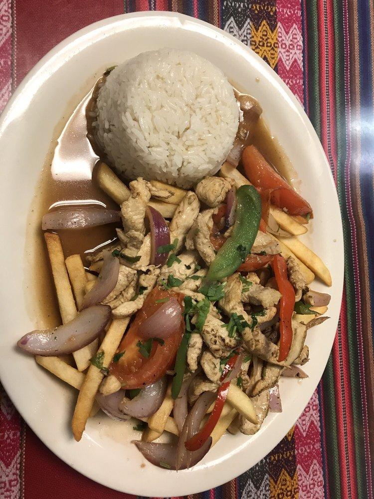 Pollos Inti Restaurant: 47100 Community Plz, Sterling, VA