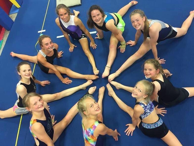 Westside Academy of Gymnastics: 5775 Filview Cir, Cincinnati, OH