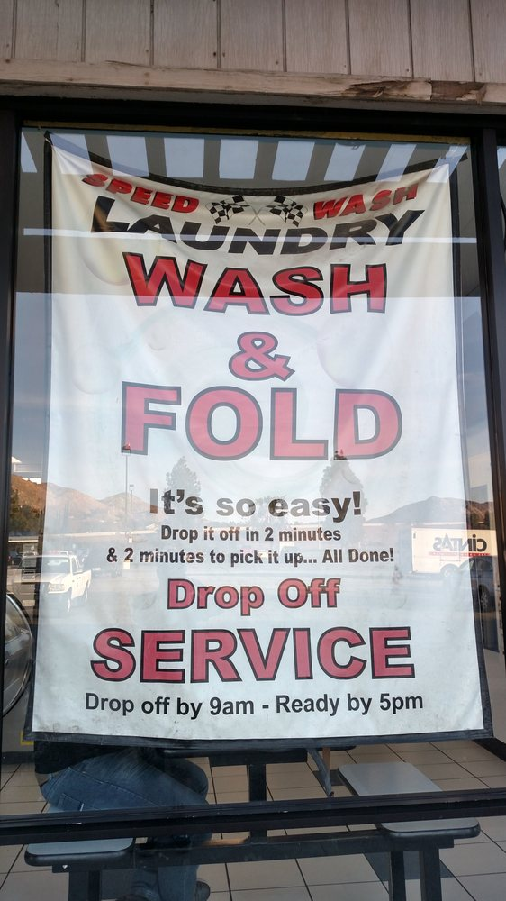 Moreno Valley Speed Wash Laundry: 25173 Sunnymead Blvd, Moreno Valley, CA