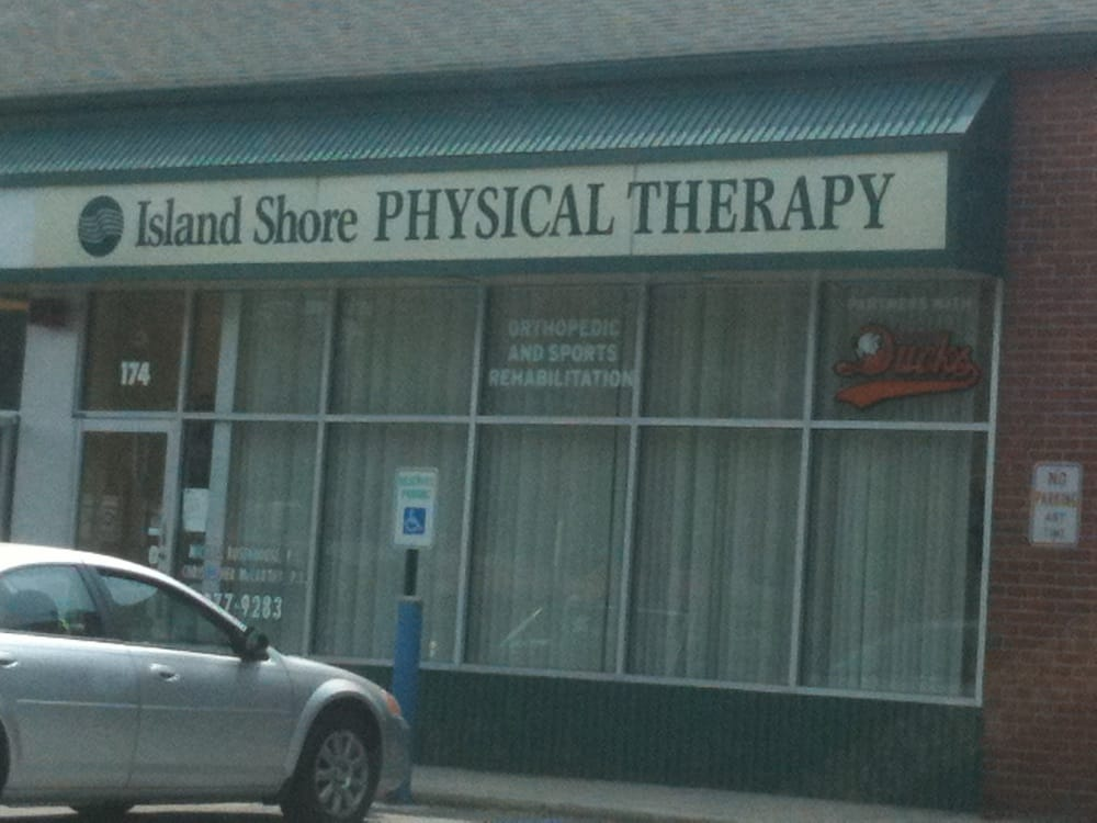 Island Shore Physical Therapy: 174 E Main St, East Islip, NY