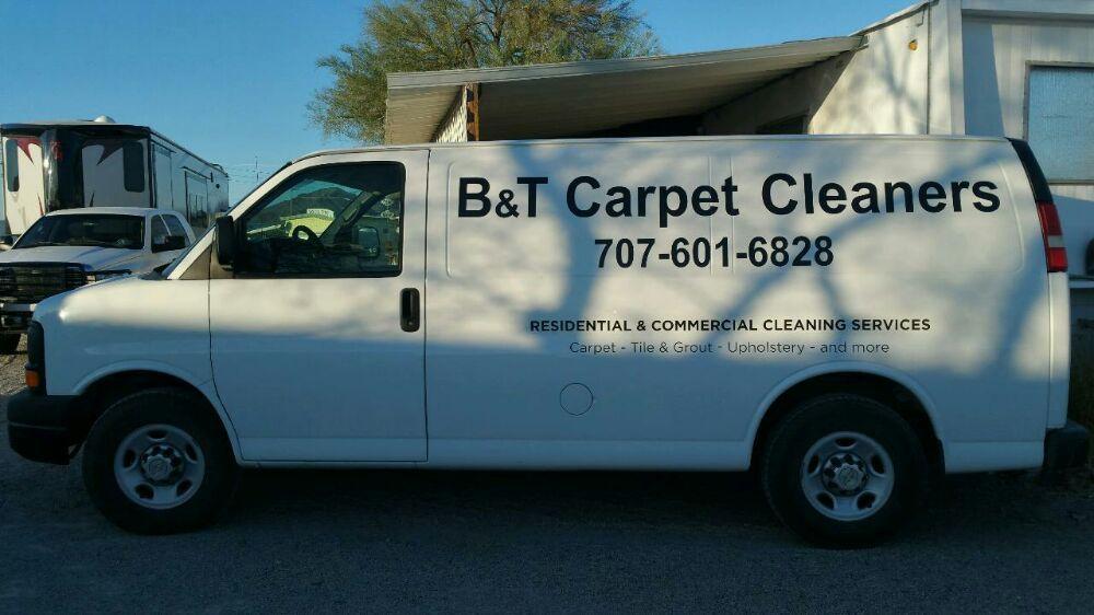 B & T Carpet Cleaners: 350 W Main St, Quartzsite, AZ