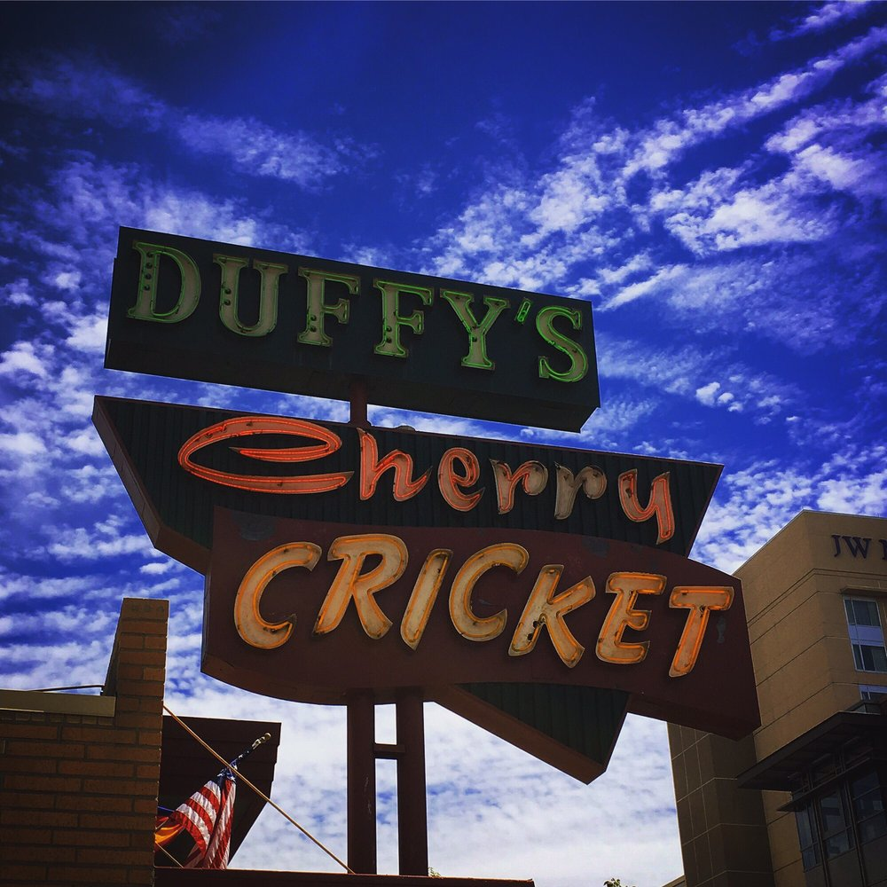 Social Spots from Cherry Cricket