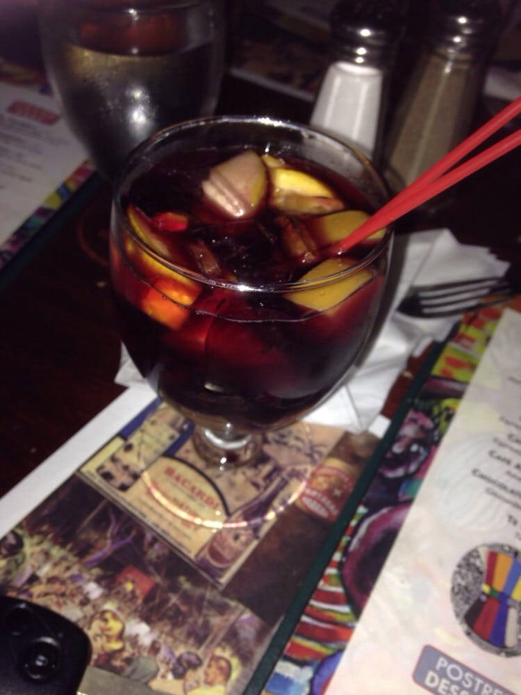 Red sangra yelp for Harlem food bar yelp