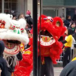 photo of chinese new year parade washington dc united states chinese new - Chinese New Year Dc