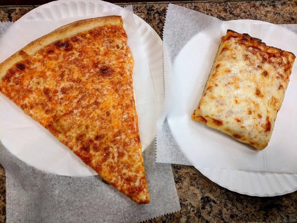 Lucia Pizza: 136-55 Roosevelt Ave, Flushing, NY