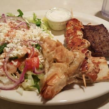 Photo Of Steven S Restaurant Winston M Nc United States Greek Platter
