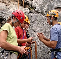 Seneca Rocks Climbing School: 27 Allegheny Dr, Seneca Rocks, WV