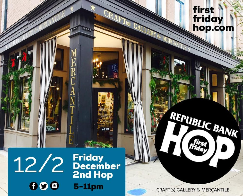 Republic Bank First Friday Hop