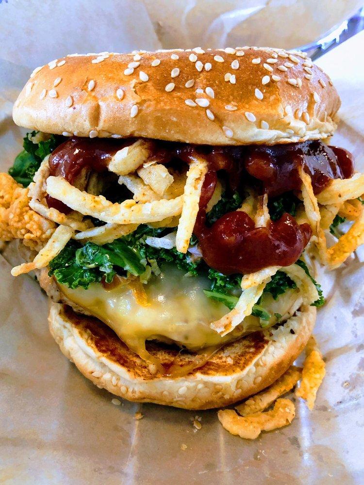 Farm Burger: 275 Memorial Dr SE, Atlanta, GA