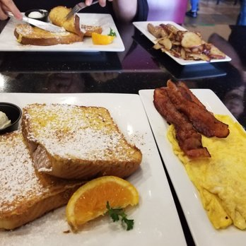Photo Of Keke S Breakfast Cafe Tampa Fl United States French Toast With