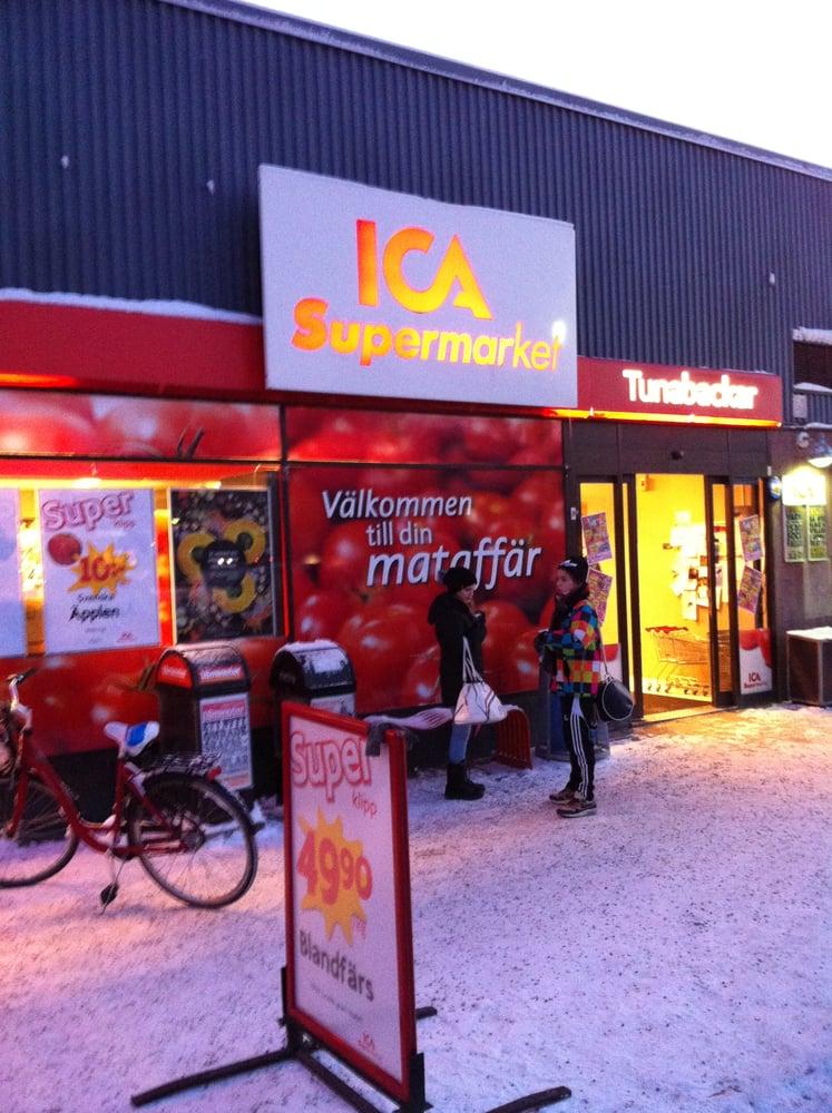 ICA Supermarket Tunabackar