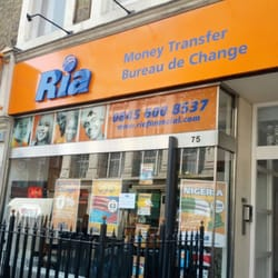 Photo Of Ria Financial Services London United Kingdom
