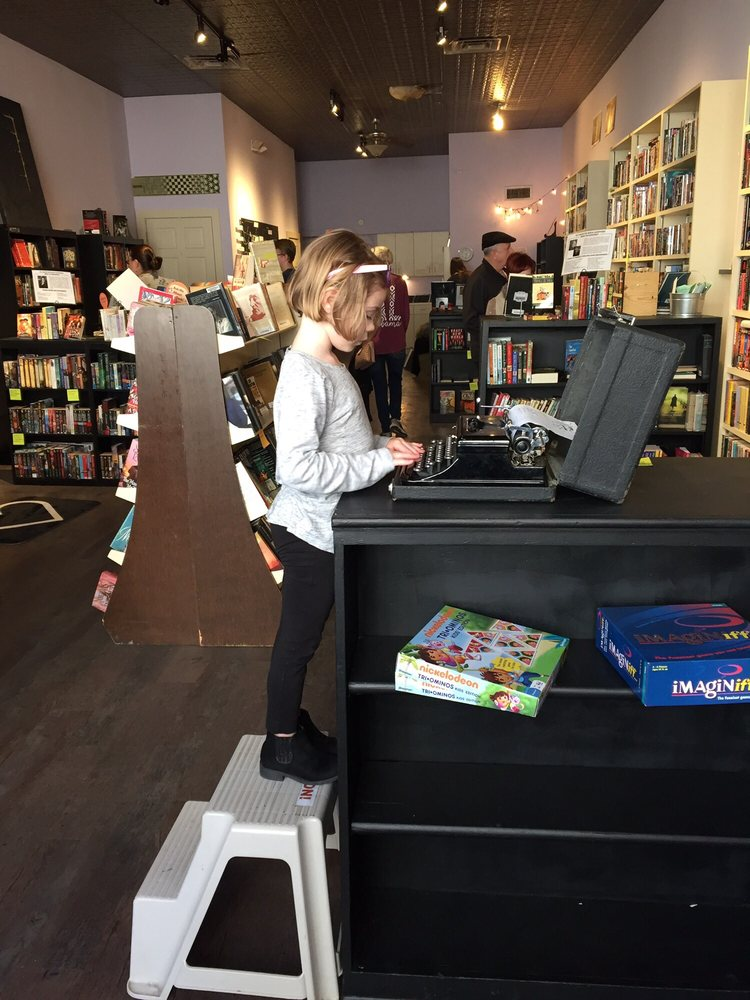 The Haunted Book Shop: 109 Dauphin St, Mobile, AL