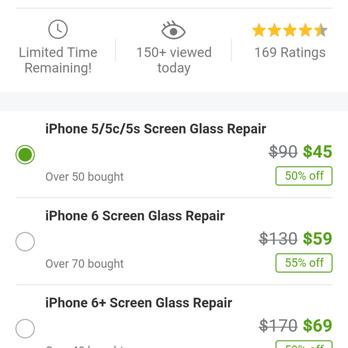 Iphone Screen Repair Mira Mesa