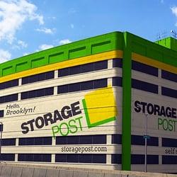 Photo Of Storage Post Brooklyn Grand Ave Ny United States