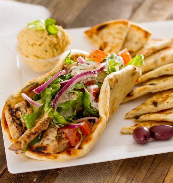 The Simple Greek: 1481 New Britain Ave, West Hartford, CT