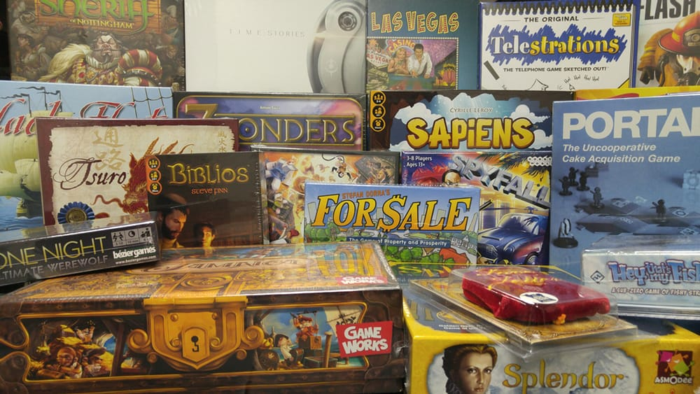 Hickory Game Shop: 1131 9th Ave SE, Hickory, NC