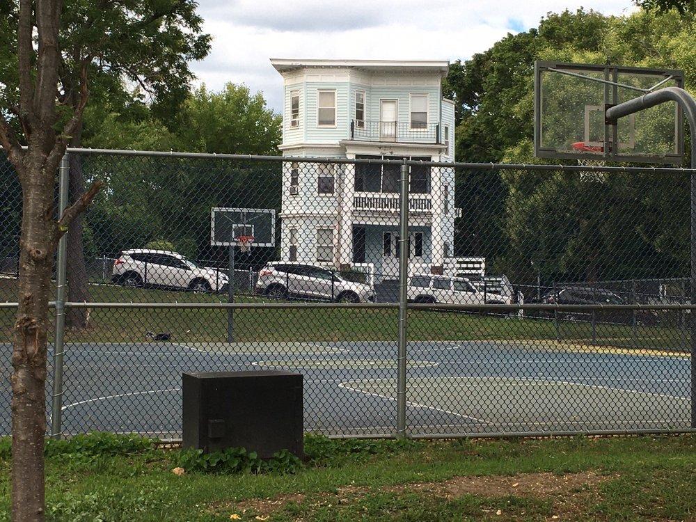 Little Scobie Skate Park: 36 Copeland St, Boston, MA