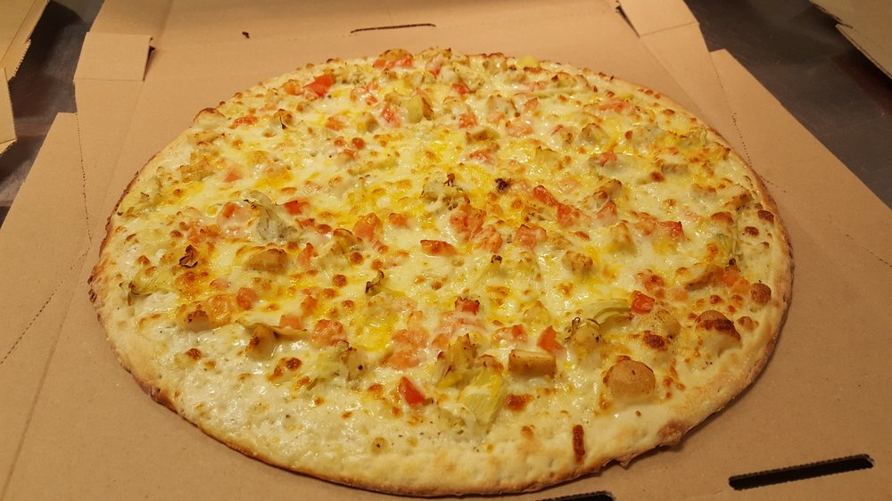 Cecilia's Kitchen & Jimmy's Pizza Sterling: 100 Broadway St, Sterling, CO