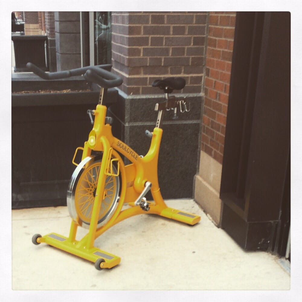 Soulcycle - Old Town