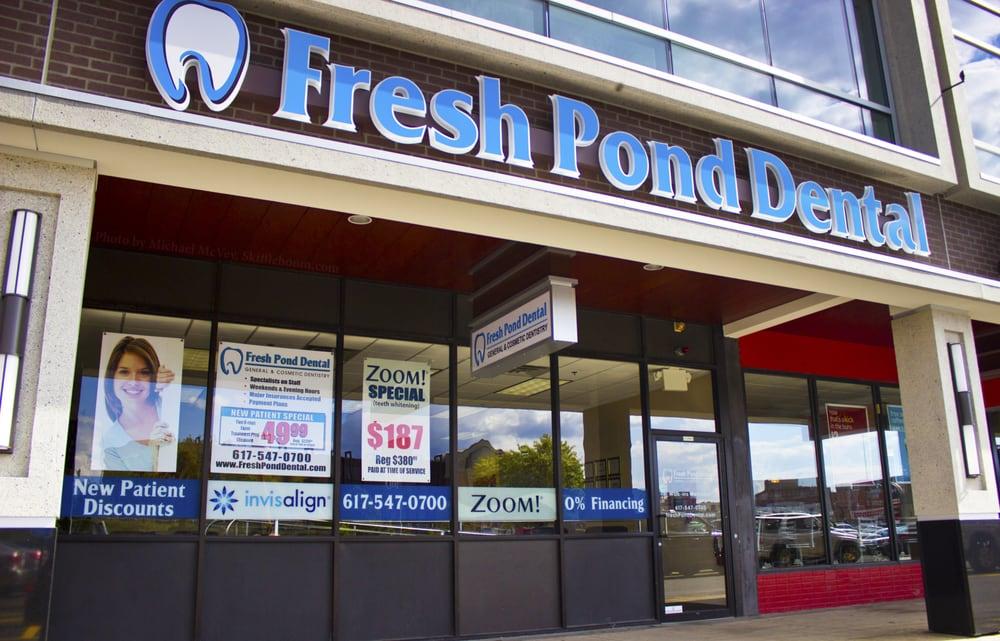 Fresh Pond Cambridge Ma Restaurants