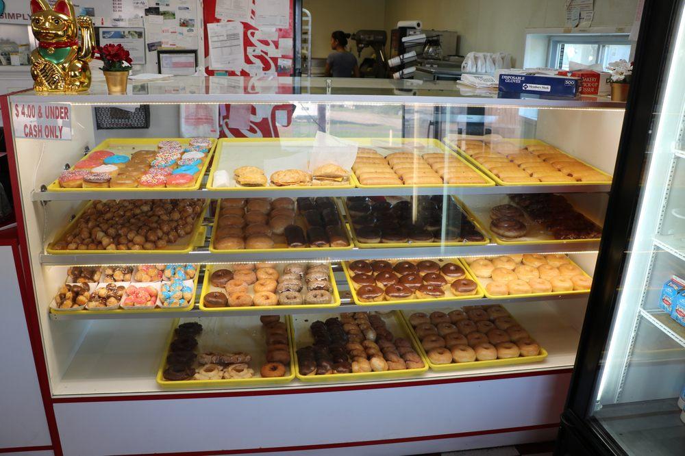 Donut Supreme: 400 E Trunk St, Crandall, TX