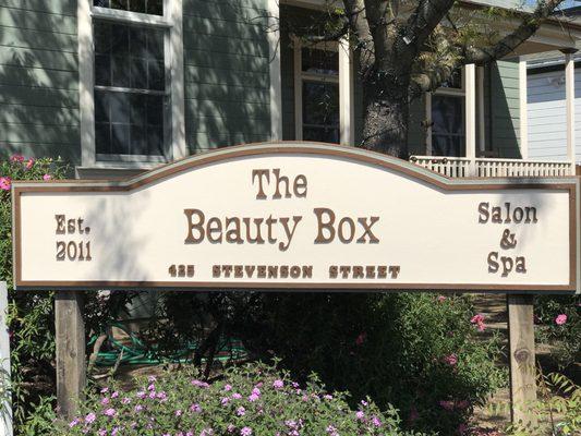 The Beauty Box Salon and Spa