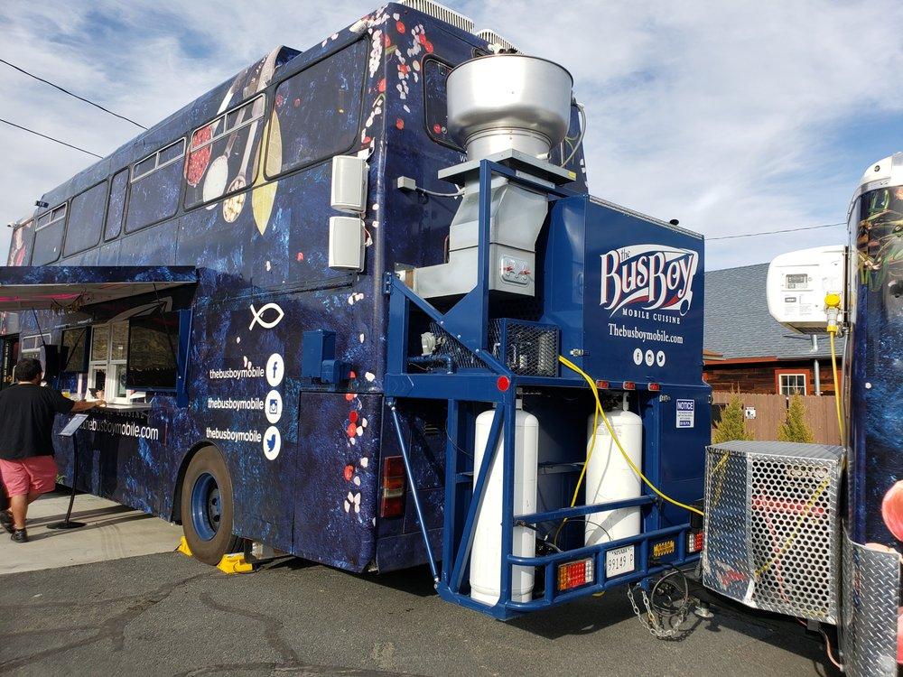 The Bus Boy Mobile Cuisine