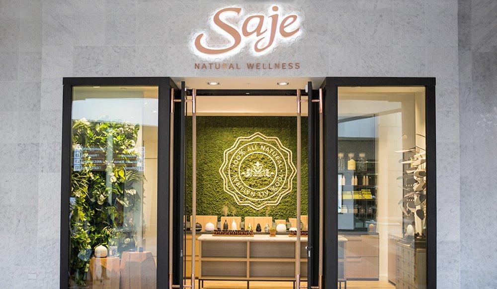 Saje Natural Wellness: 7007 Friars Rd, San Diego, CA